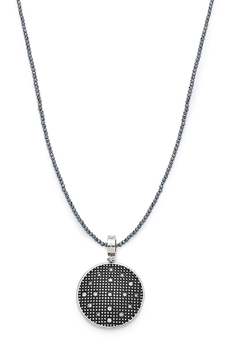 Jewels by Leonardo Halskette: Kette mit Einhänger mit Glassteinen, »stelletta, 015695«