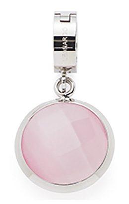 Jewels by Leonardo Charm-Einhänger: Anhänger mit Glasstein, »darlin's monello, 015748«