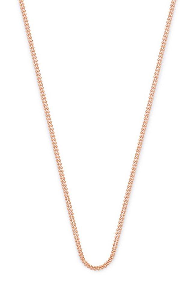 Jewels by Leonardo Halskette: Kette, »darlin's doppio, 015664« in roségoldfarben