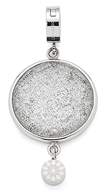 Jewels by Leonardo Charm-Einhänger: Anhänger mit Glasstein , »darlin's neve, 015739«