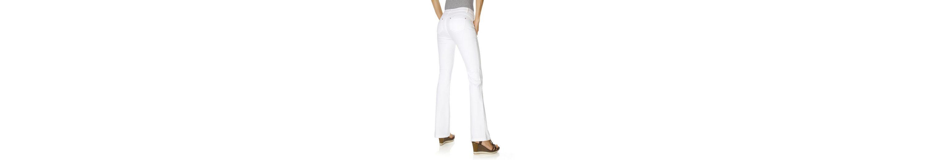ASHLEY BROOKE by Heine Bodyform-Bootcut-Jeans mit Bauch-weg-Funktion Verkauf Fabrikverkauf Verkauf Footlocker Qf6VgrNLZ
