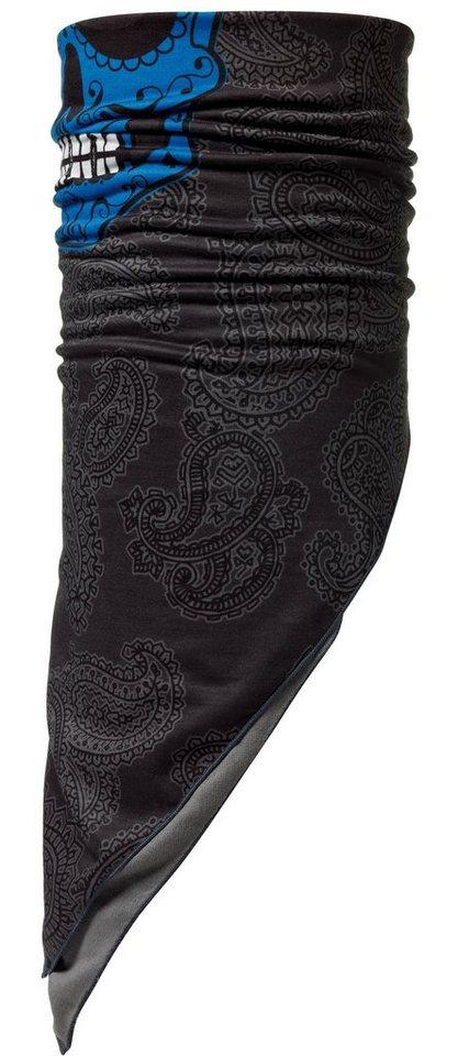 BUFF® Multifunktionstuch mit Kapuze, »Polar Bandana« in schwarz