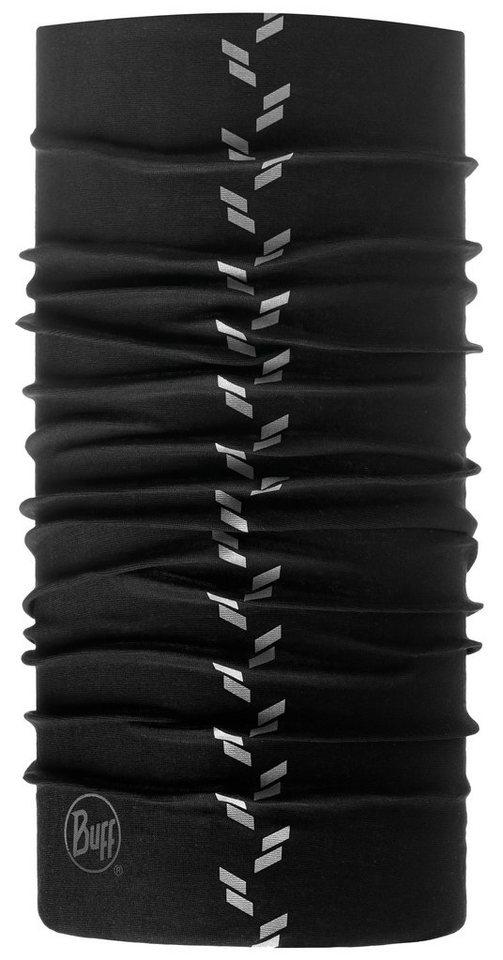 BUFF® Multifunktionstuch, »Reflective Buff« in schwarz