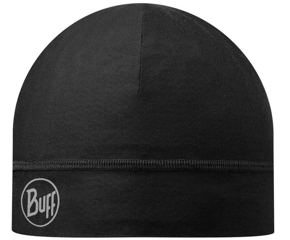 BUFF® Mütze, »Microfiber 1 Layer Hat Buff« in schwarz