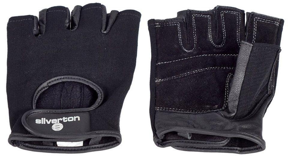 Silverton® Trainingshandschuhe, »Comfort« in schwarz