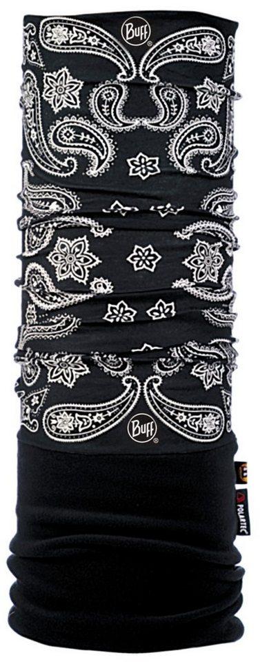 BUFF® Multifunktionstuch, »Polar Buff, schwarz« in schwarz