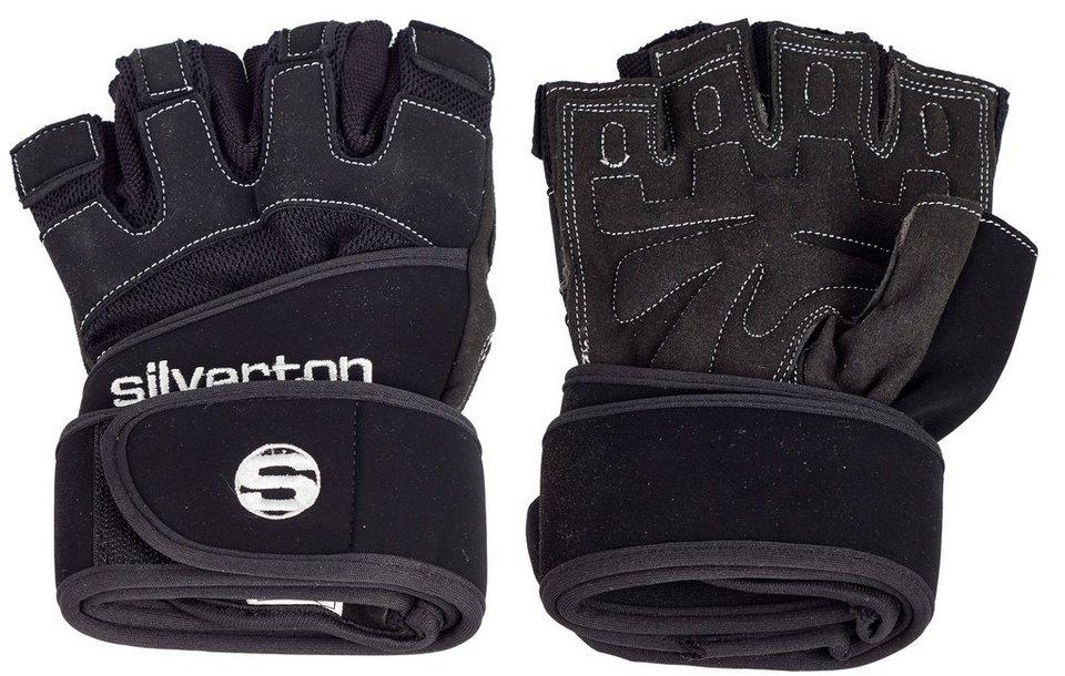 Silverton® Trainingshandschuhe, »Power Plus« in schwarz