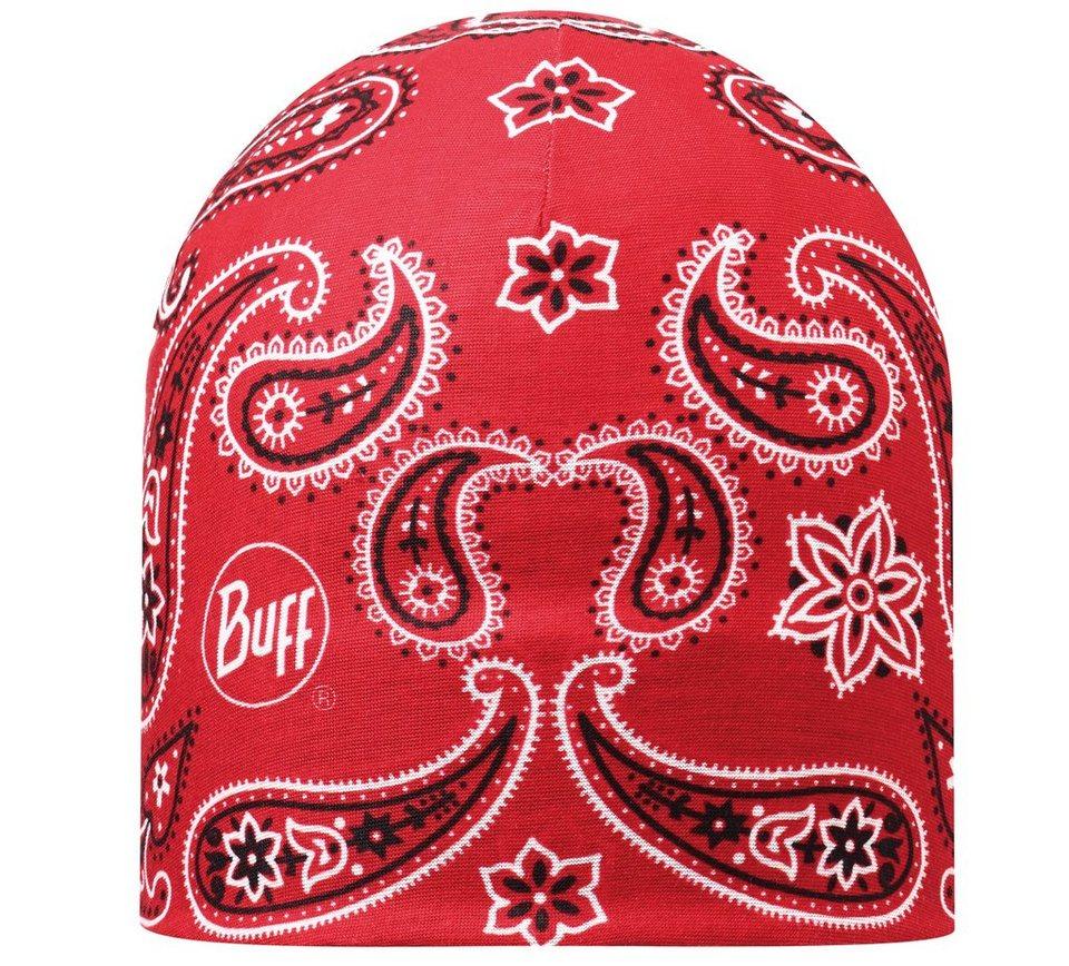 BUFF® Wendemütze, »Microfiber Reversible Hat Buff« in rot