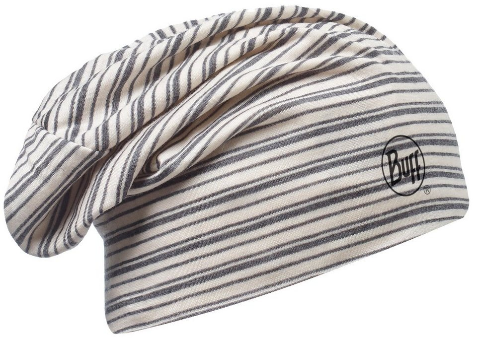 BUFF® Wollmütze, »Merino Wool 2 Layers Hat Buff« in beige