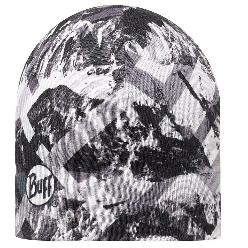 BUFF® Wendemütze, »Microfiber Reversible Hat Buff« in grau