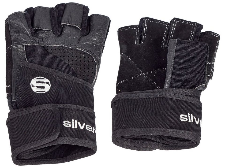 Silverton® Trainingshandschuhe, »Power« in schwarz