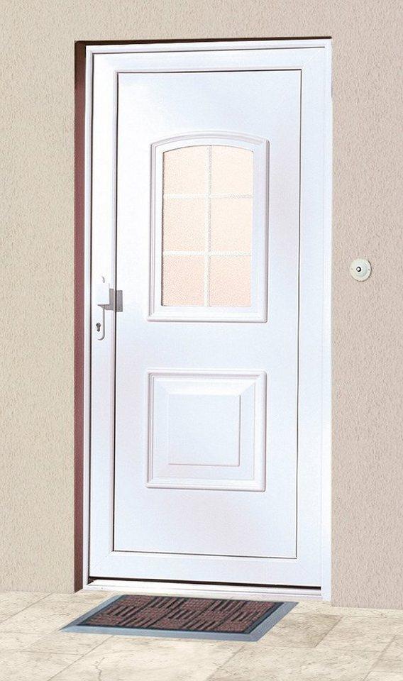 Haustür holz weiß  Haustüren online kaufen, Bauen & Renovieren | OTTO