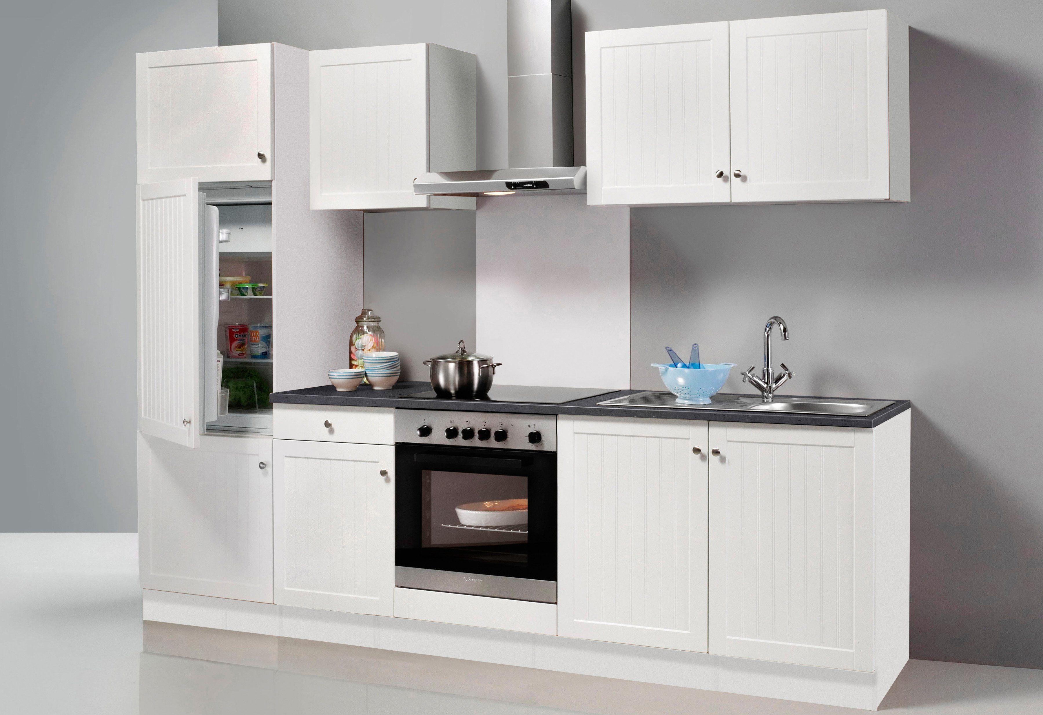 OPTIFIT Küchenzeile ohne E-Geräte »Bornholm, Breite 270 cm«