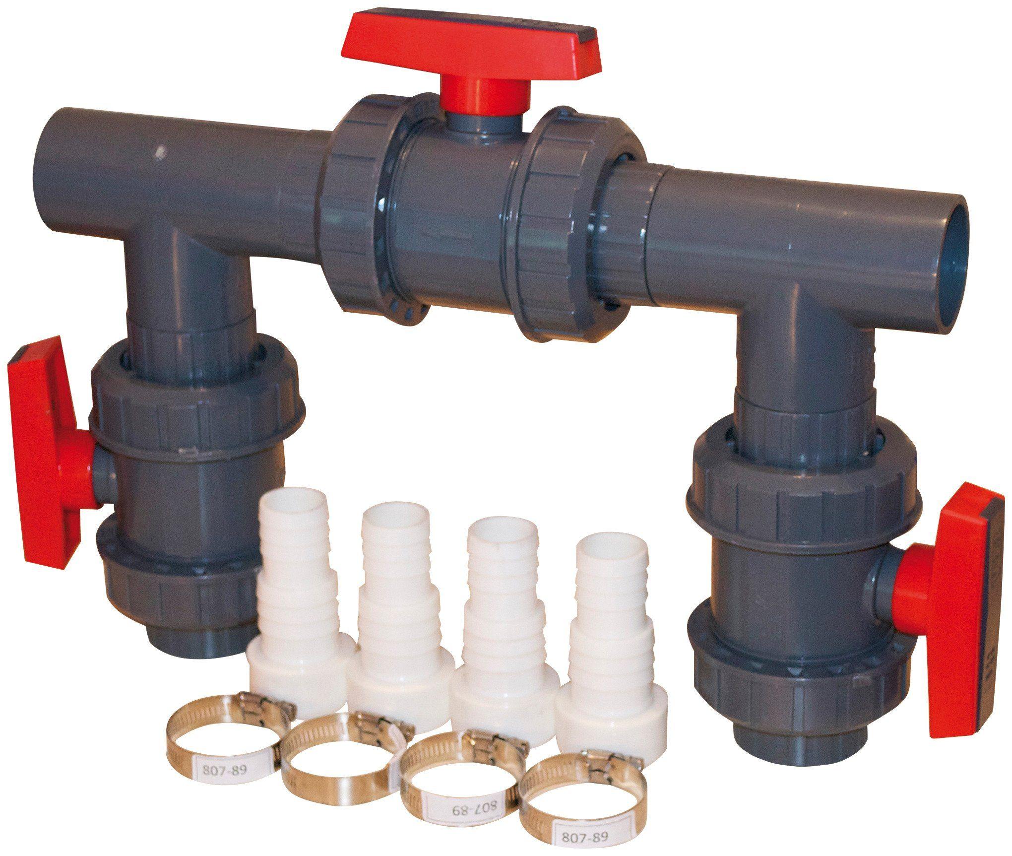 »Bypass Kit D50 für KWAD Wärmepumpen«