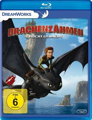 Blu-ray »Drachenzähmen leicht gemacht«