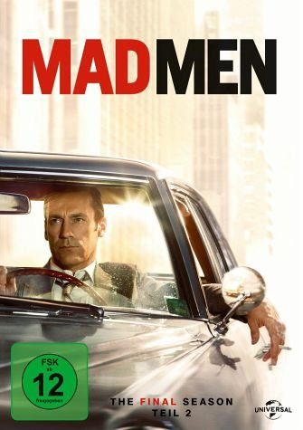 DVD »Mad Men - The Final Season, Teil 2«