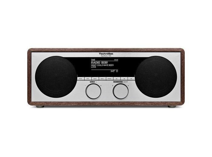 TechniSat DAB+ Digitalradio »DigitRadio 450«
