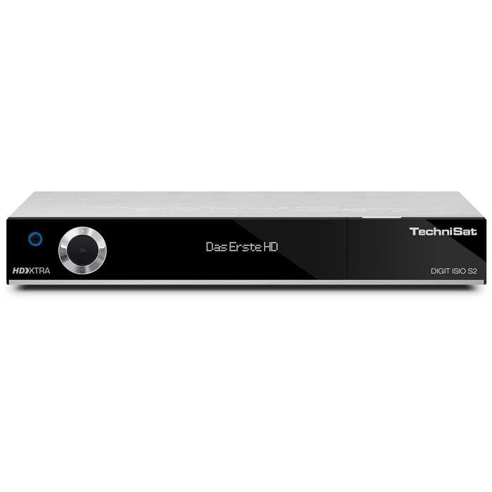 TechniSat HDTV-DigitalSat-Receiver mit Twin-Tuner »DIGIT ISIO S2«