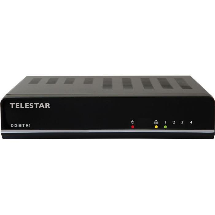 TELESTAR Digitaler Sat-IP Transmitter »TELESTAR DIGIBIT R1« in schwarz