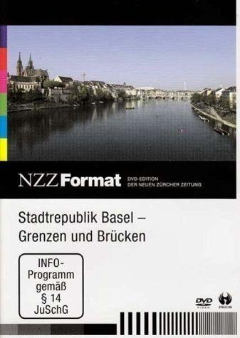 DVD »Stadtrepublik Basel - Grenzen Und Brücken«