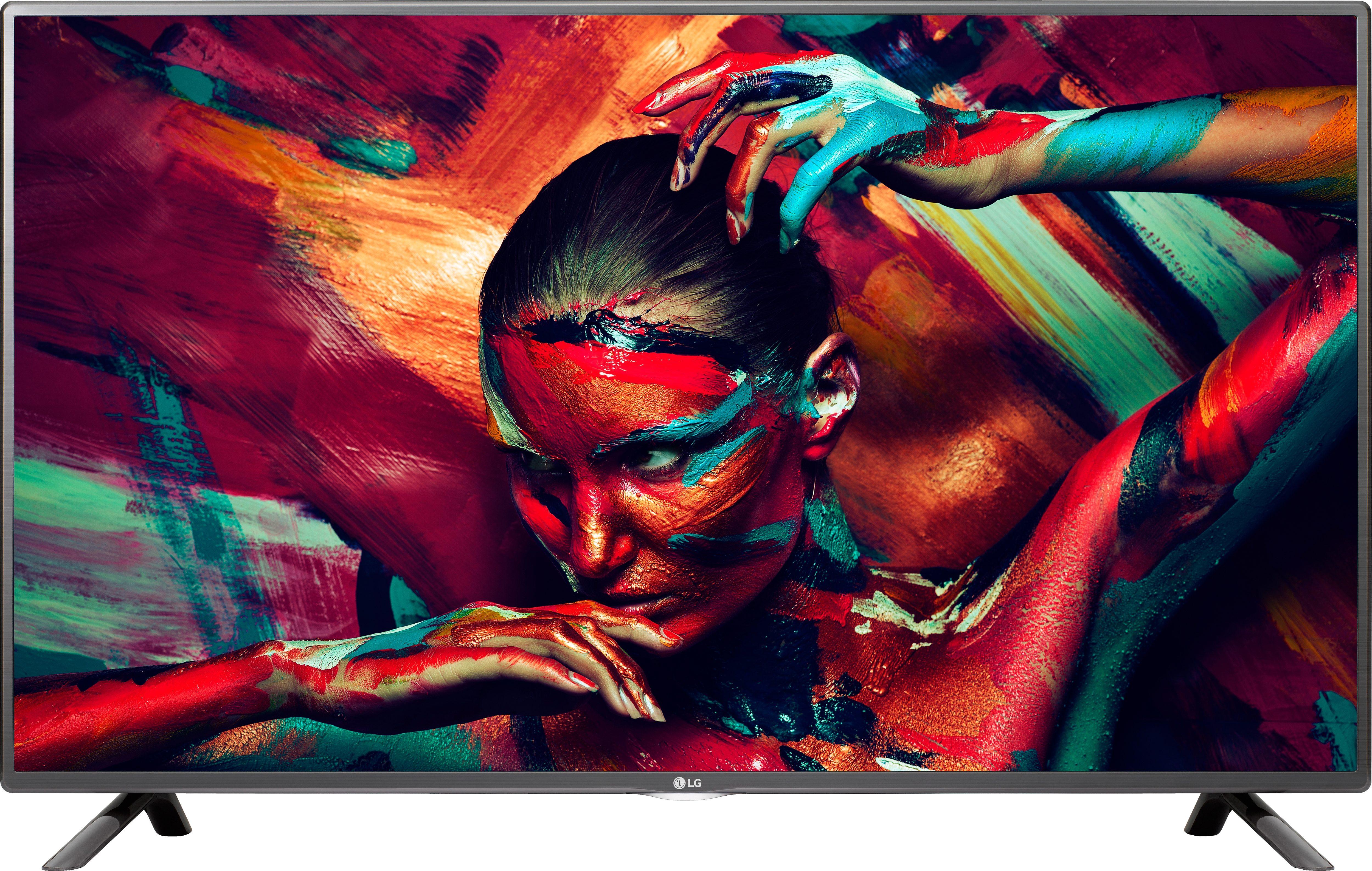 LG 50LF5809, LED Fernseher, 126 cm (50 Zoll), 1080p (Full HD), Smart-TV