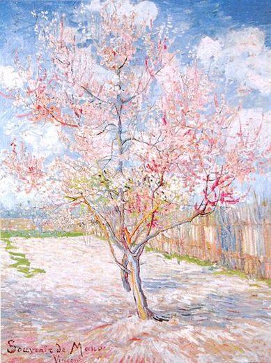 Home affaire Kunstdruck »V. van Gogh, Souvenir de Mauve«, 60/80 cm