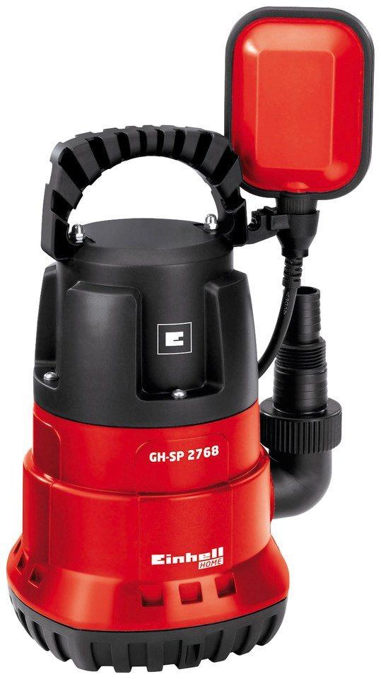 Schmutzwasser-Tauchpumpe »GH-SP 2768« in rot