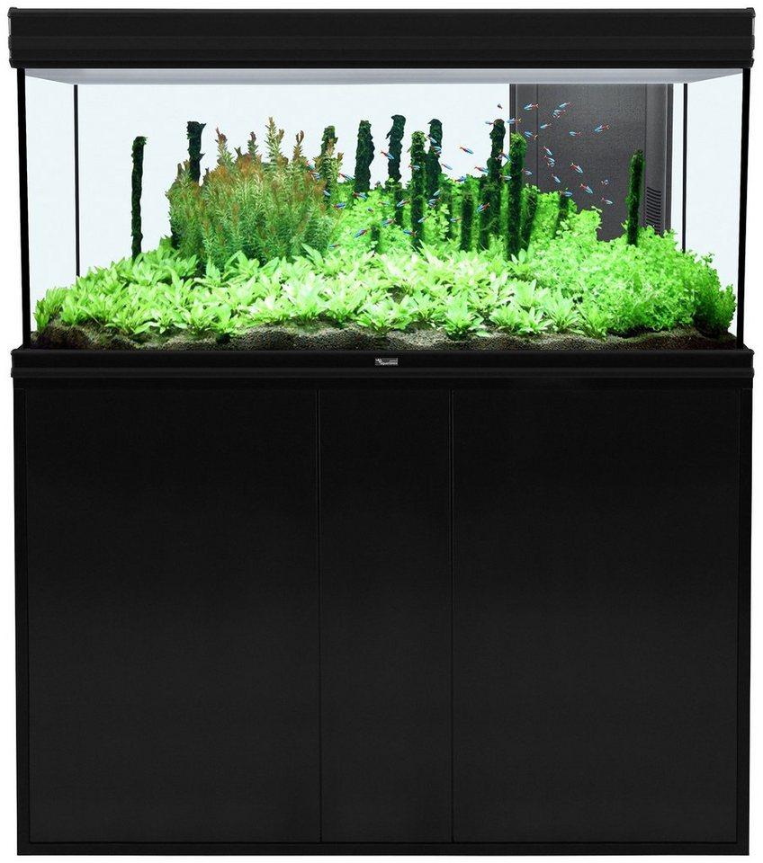 Aquarien-Set »Fusion 120x40 LED« in schwarz