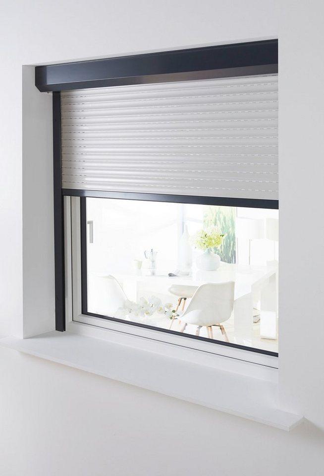 aluminium vorbau rollladen sonderma breite h he 130. Black Bedroom Furniture Sets. Home Design Ideas