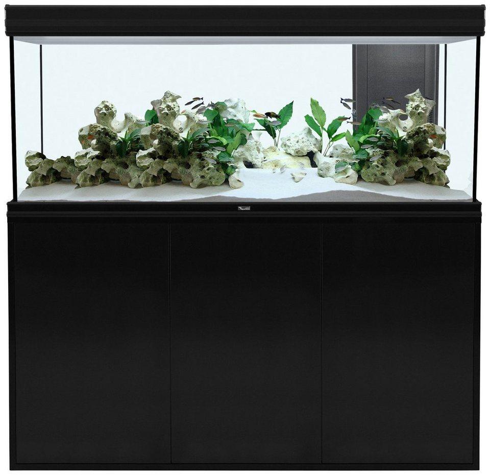 Aquarien-Set »Fusion 150 LED« in schwarz