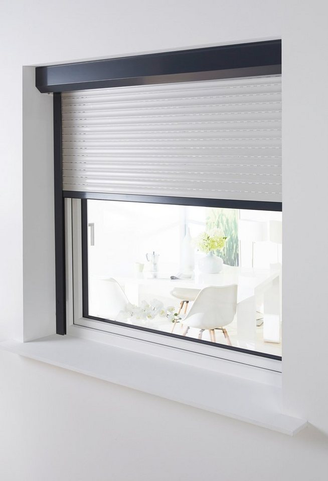 aluminium vorbau rollladen sonderma breite h he 160. Black Bedroom Furniture Sets. Home Design Ideas