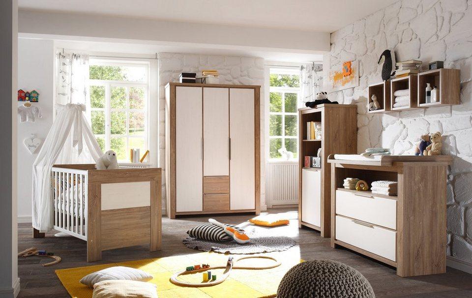Babyzimmer Idee   Möbel In Holzoptik