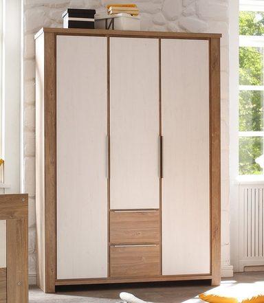 3 t riger schrank zur babym bel serie granny in stirling oak anderson pine online kaufen otto. Black Bedroom Furniture Sets. Home Design Ideas
