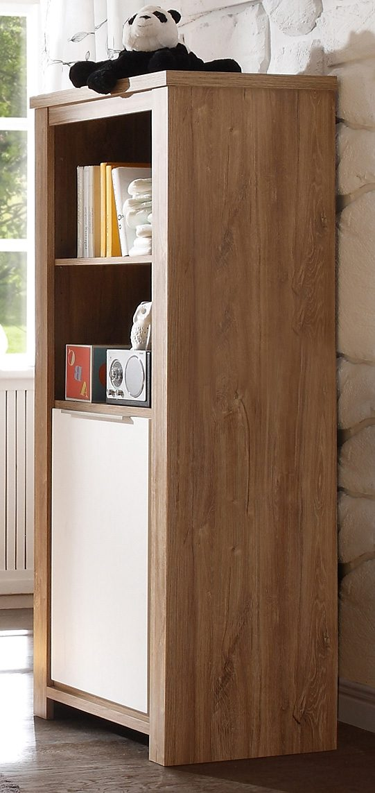 Standregal zur Babymöbel Serie »Granny«, in stirling oak/ anderson pine
