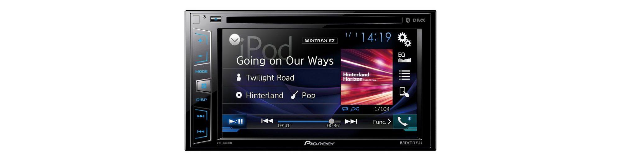 PIONEER 2-DIN Bluetooth Moniceiver »AVH-X2800BT«