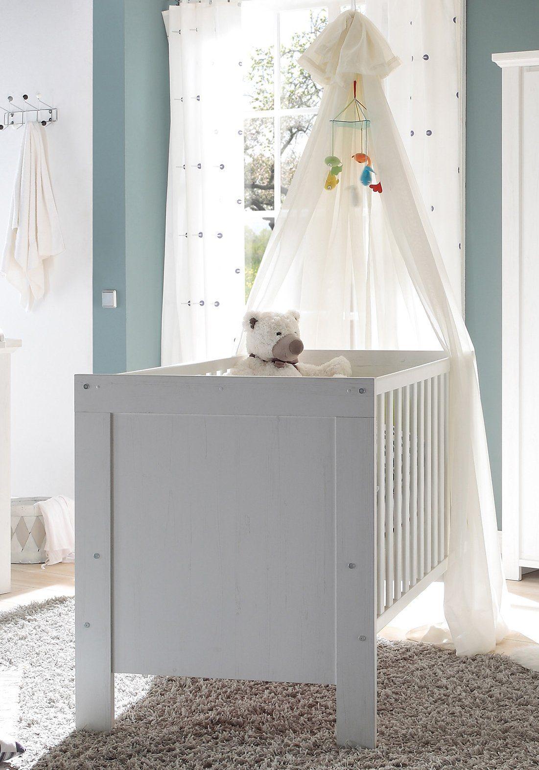 Babybett zur Babymöbel Serie »Dandy«, in anderson pine