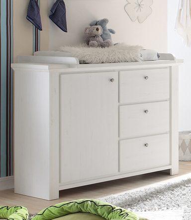 wickelkommode zur babym bel serie dandy in anderson. Black Bedroom Furniture Sets. Home Design Ideas