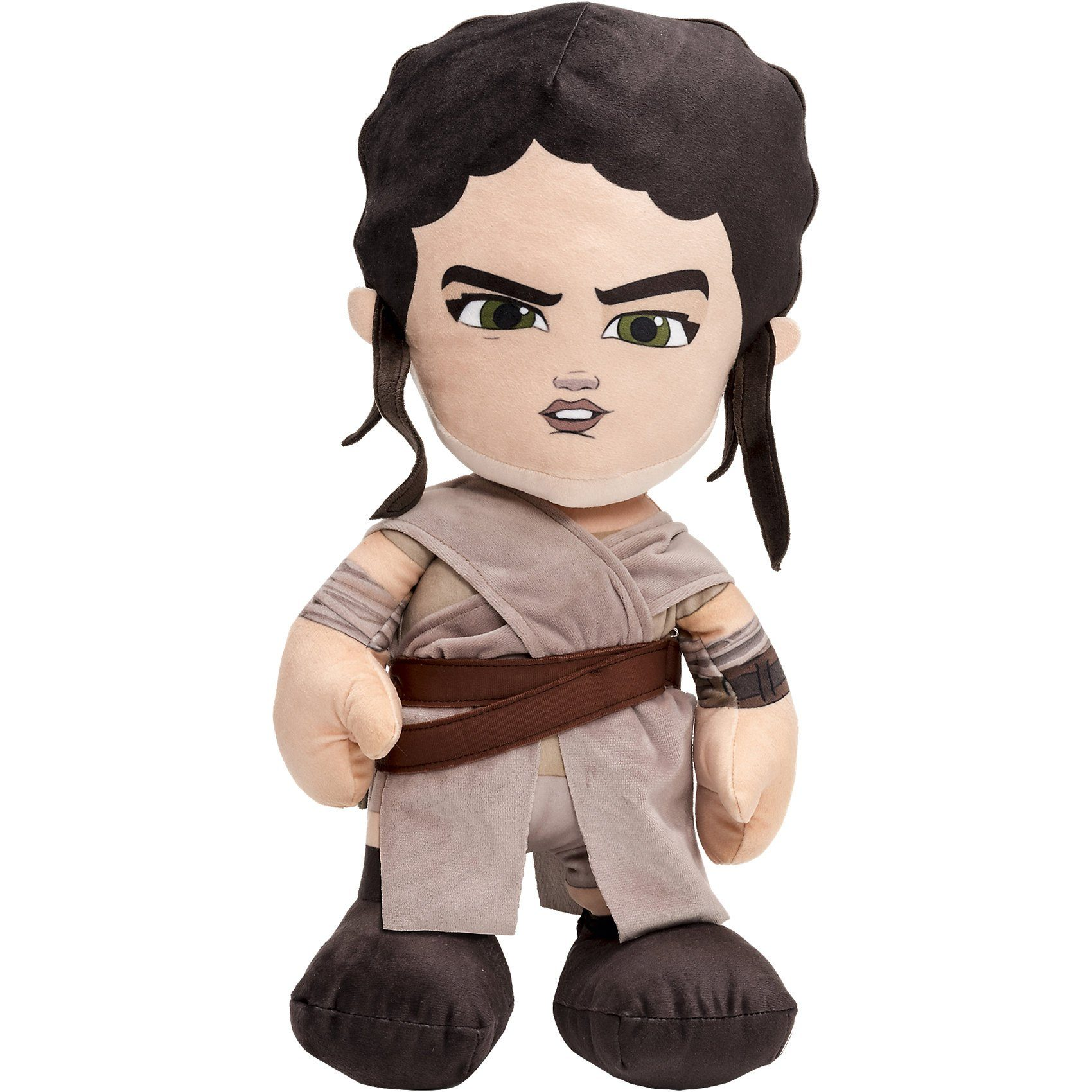 JOY TOY Plüsch Star Wars Rey, 45 cm