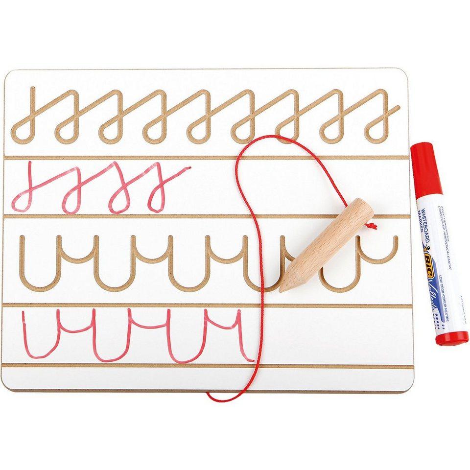 Eduplay Schreibübungstafel Schwungübung Teil 1