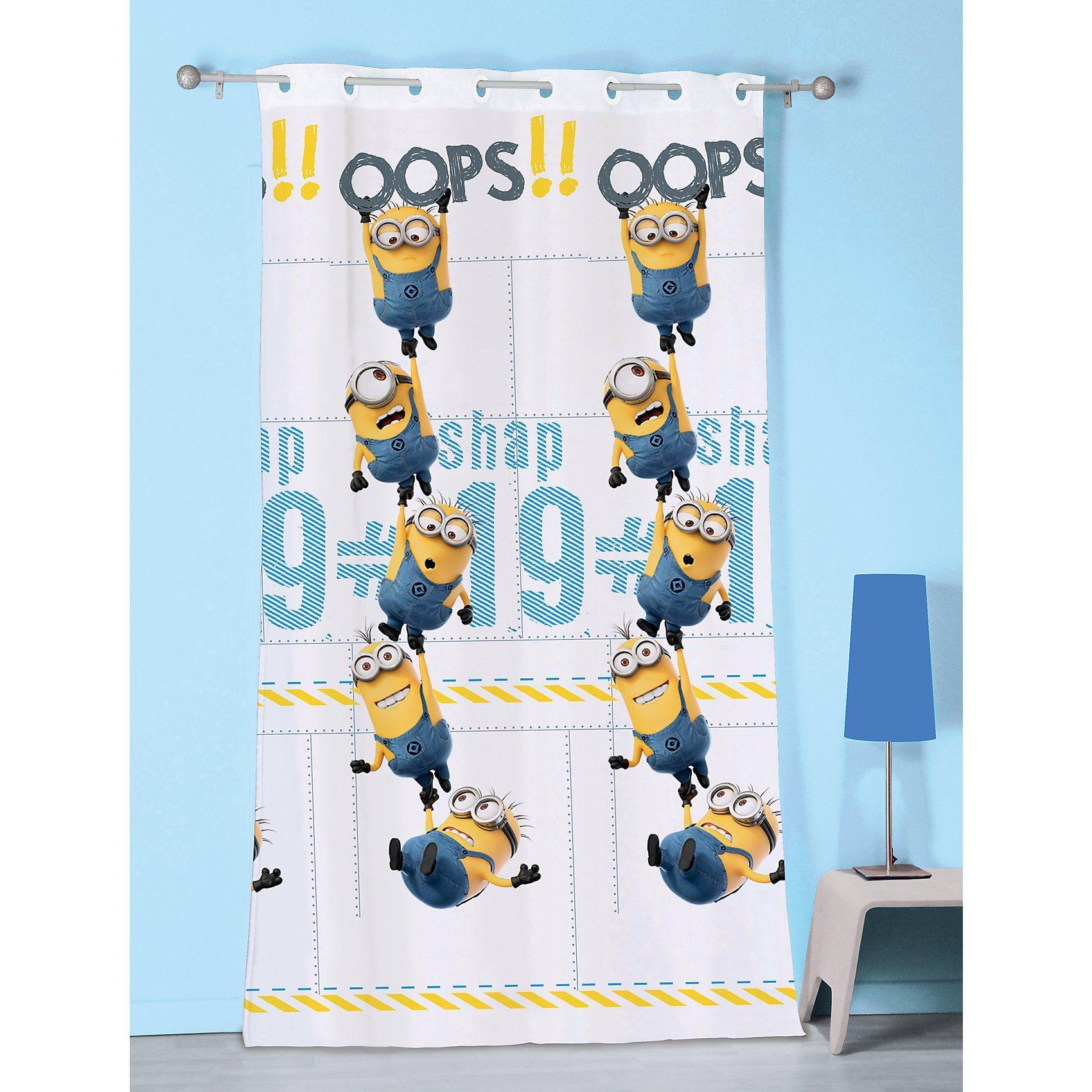 CTI Vorhang Minions Oops, 140 x 240 cm