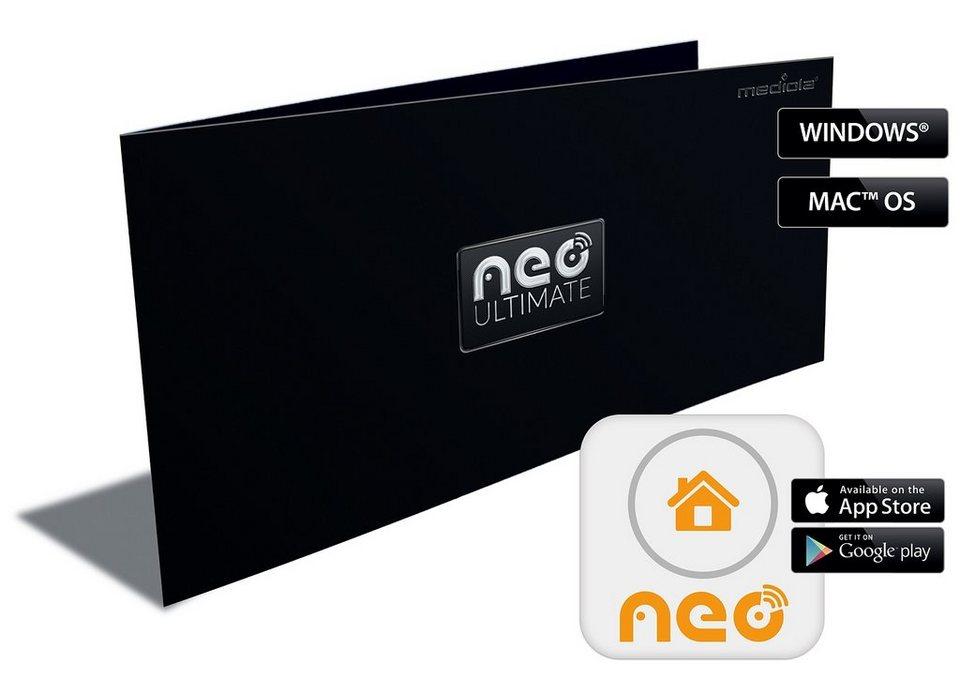Mediola Smart Home Steuerung & Komfort »AIO CREATOR NEO ULTIMATE« in schwarz