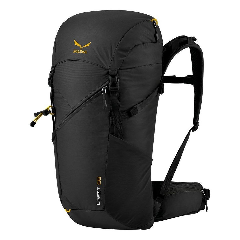 Salewa Sport- und Freizeittasche »Crest 28 Backpack« in schwarz