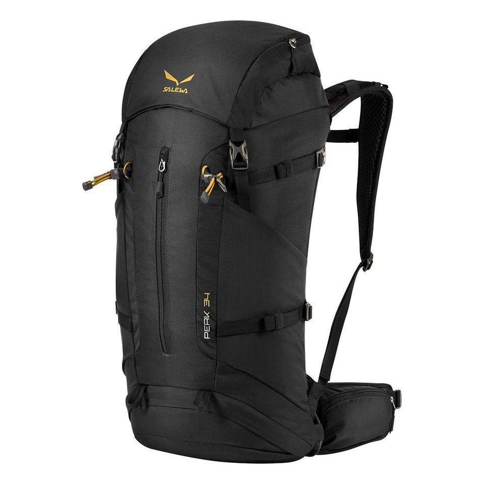 Salewa Sport- und Freizeittasche »Peak 34 Backpack« in schwarz