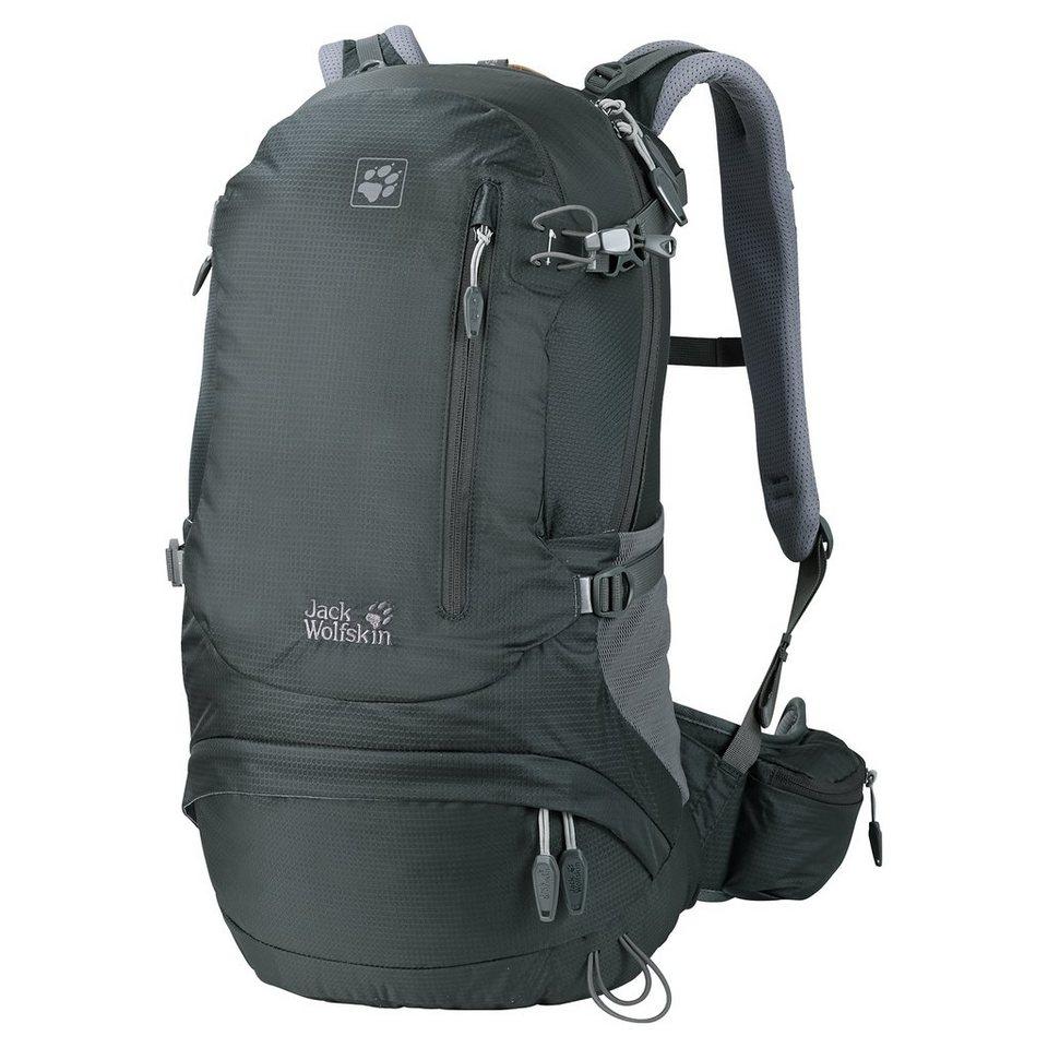 Jack Wolfskin Sport- und Freizeittasche »ACS Hike 24 Pack« in grau