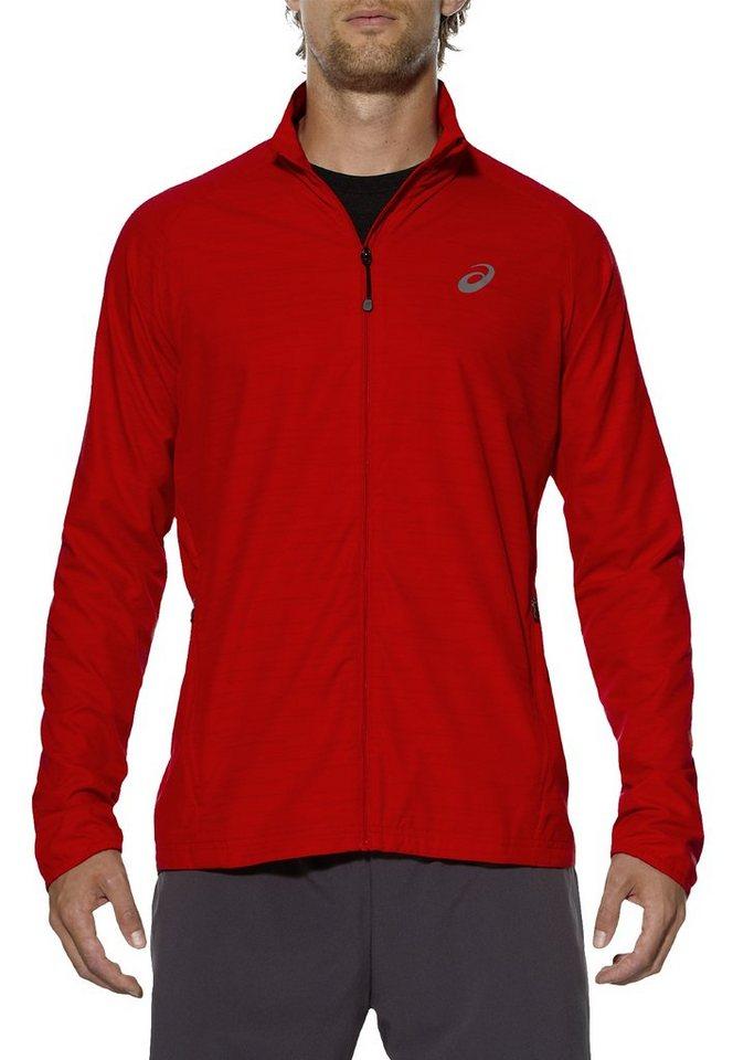 asics Trainingsjacke »Lite-Show Jacket Men« in rot