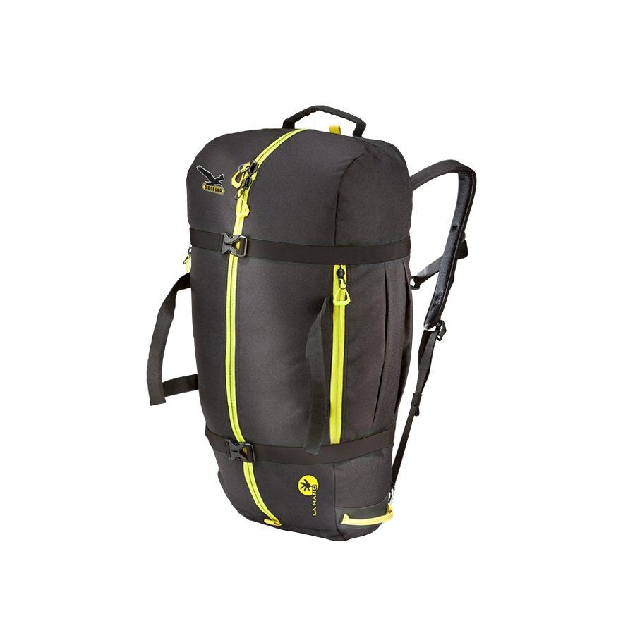 Salewa Kletterrucksack »Ropebag XL« in schwarz