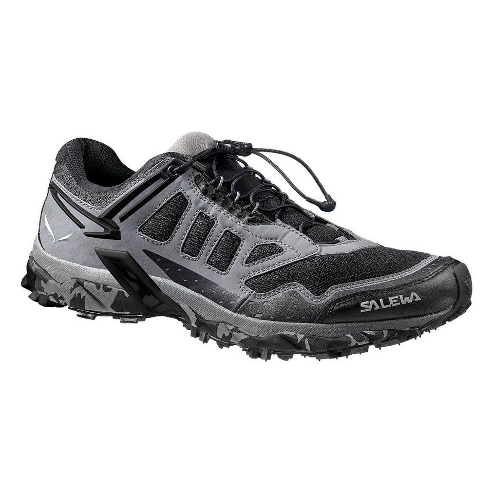 Salewa Runningschuh »Ultra Train Trailrunning Shoes Men« in schwarz
