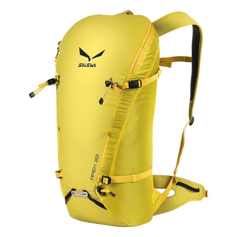 Salewa Sport- und Freizeittasche »Apex 22 Backpack« in gelb