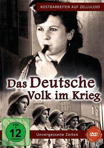 DVD »Das deutsche Volk im Krieg«