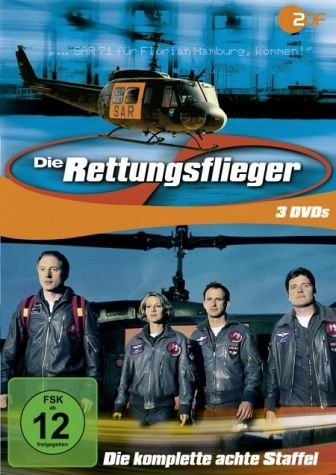 DVD »Die Rettungsflieger - Season 8«